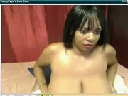 Webcam - bustyfaye topless (1-24-11)