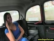 Real amateur blows taxi driver