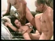Eulalie - Sexy bitch pampering two cocks3