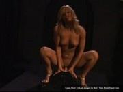 Gigi gets horny