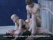 Tyler - Blond bitch gets fucked in both holes3