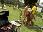 Portuguese Slut Erica Vieira Has Different Kind Of Outdoor Picnic Sucking And Fu