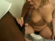 Amber Peach Interracial Part 1