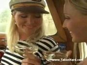 Lesbians on board!