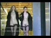 Airport hot babes-Voyeur