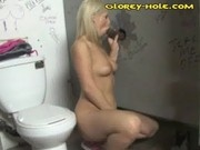 Gag On Glorey Hole Cock