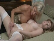 Faye Reagan and KC Kelly