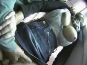 Schoolgirl fucked on a Train