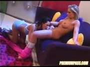 Licking And Fingering With Two Hot Lesbians