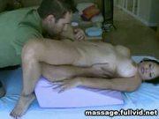 Massage table fucking