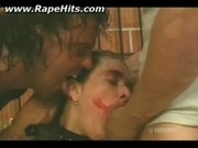 Girl gets dirty and raped by two guys