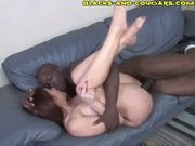 Interracial housewife to whore