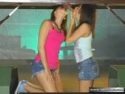 Nonnude models find a gloryhole