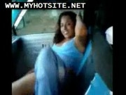 Threesome Car Sex Video