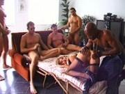 Meridian in orgy