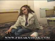 Freakydeak.com-co teen gets her 1st black dick...