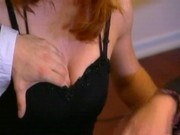 Horny babe with high libido masturbates to seduce her boyfri