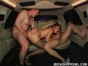 Riley gets double teamed inside the Limo - Midnight Prowl.mpg