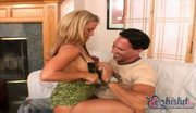 Milf kayla synz licked and fucked hard