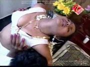 Telugu house wife first night hot bed room scene - cinekingd