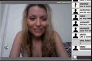 Big ass canadian girl on webcam