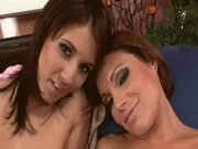 Lili Love and Szilvia Lauren