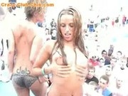 Sex Show At The Beach