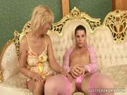 Crossdresser's delight with yda - lusty grandmas