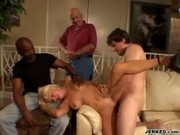 Barbie Carson Gets Fucked By Another Guy - Handle My Wife