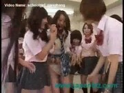 School Girls Hold Down New Student and Rape Her