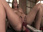 Abby - Young Dick Old Chick