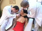 Sandra Kay Medical Exam Turns Out Fucking Session
