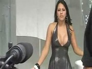 Caroline Miranda - Bastidores