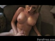 Napping slut wakes up to fuck