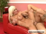 Busty Milf Lichelle Marie Loves Young Cocks