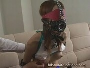 Asian Slave In Heavy Bondage