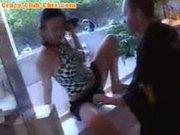 Man eats teen pussy