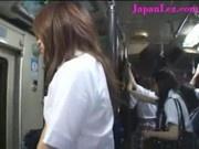 Japanese Student Lesbien Dildo Sex
