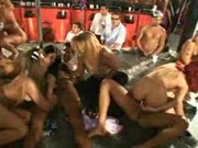 Group Fucking In Crazy Brazilian Carnival Orgy