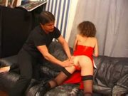 Lucille, housewife double penetrated