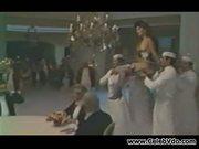 Veronique in party sex