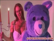 Hardcore masturbation with lesbians Kimberly Cane-Justin Joli