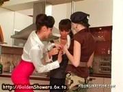 Lesbian piss fest