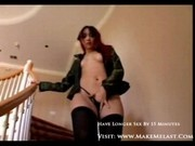 French hottie Katsumi shows her talent 1