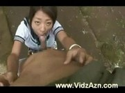 Cute Young Girl Fucked Outdoors