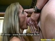 Montana Skye - Hot MILF Blowjob