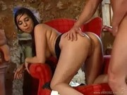 Sonja Black is a Hot Young Latina