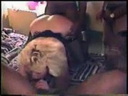 black ir spanking