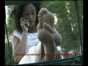 ebony feet and soles