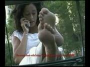 ebony feet and soles